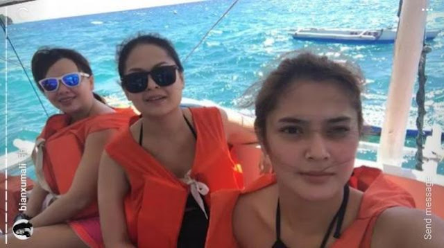Bianca Umali Welcomes 2017 in the Hottest Way Possible