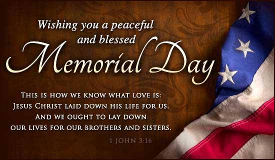 memorial day speeches