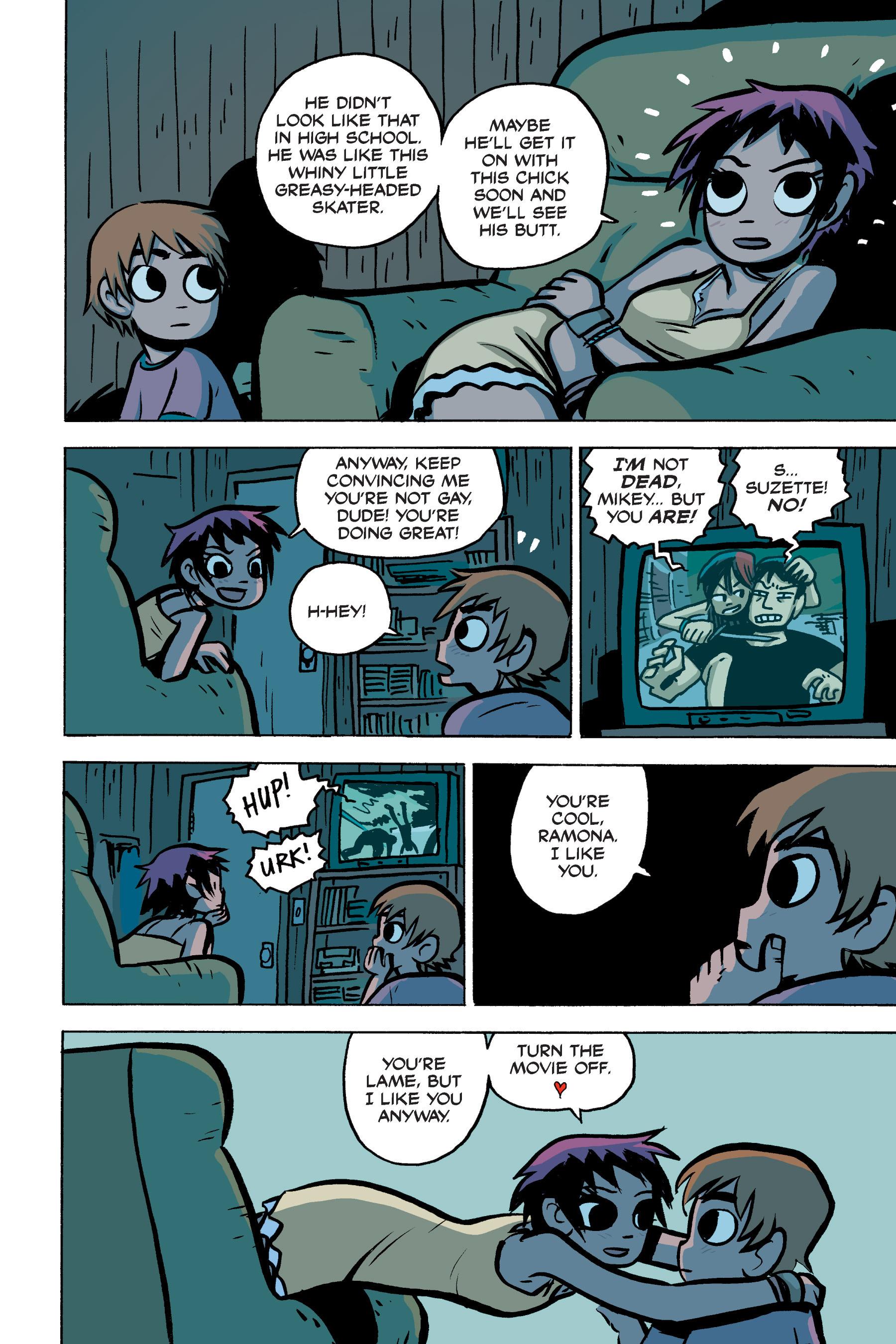 Read online Scott Pilgrim comic -  Issue #2 - 83