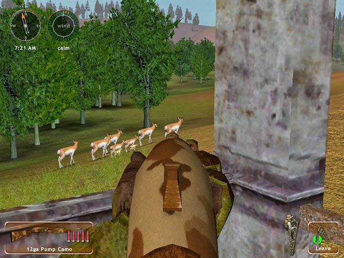 deer hunter 2014 pc full indir