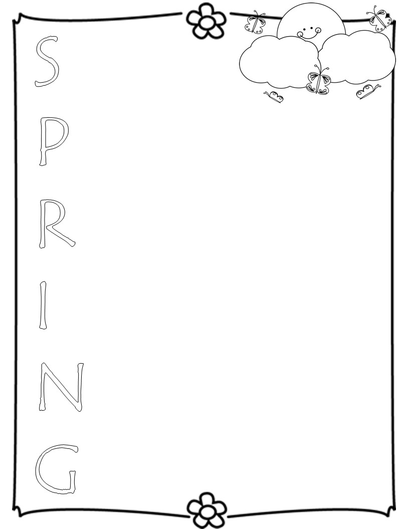 A Day In The Life Of A Title I Teacher: Spring is Here