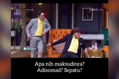 Viral Video Andre Taulany Ejek Ustaz Adi Hidayat dan Ustaz Somad