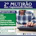 Mutirão de negociações para endividados será realizado em Santa Cruz do Capibaribe