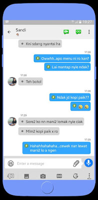 Download Kumpulan BBM MOD Like iOS v3.2.0.6 APK Versi Terbaru