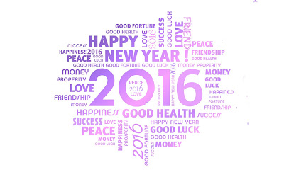 Happy New Year 2016 WhatsApp DP Images