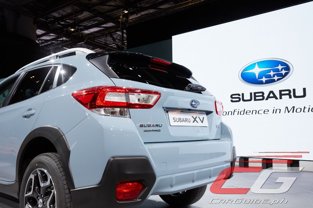 6 Reasons Why The 2018 Subaru Xv Is All The Crossover You Need