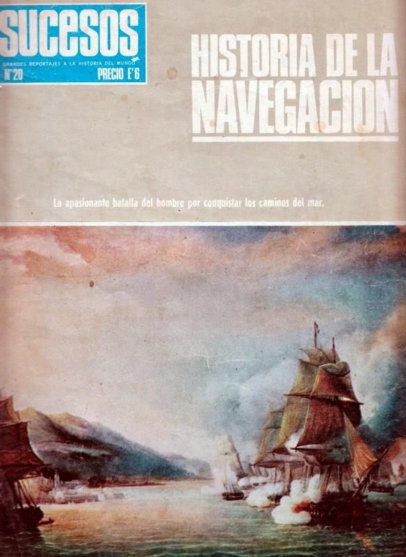 La historia de la navegación – Revista Sucesos N 20