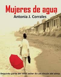 """""""Mujeres de agua"""" de Antonia J. Corrales"""