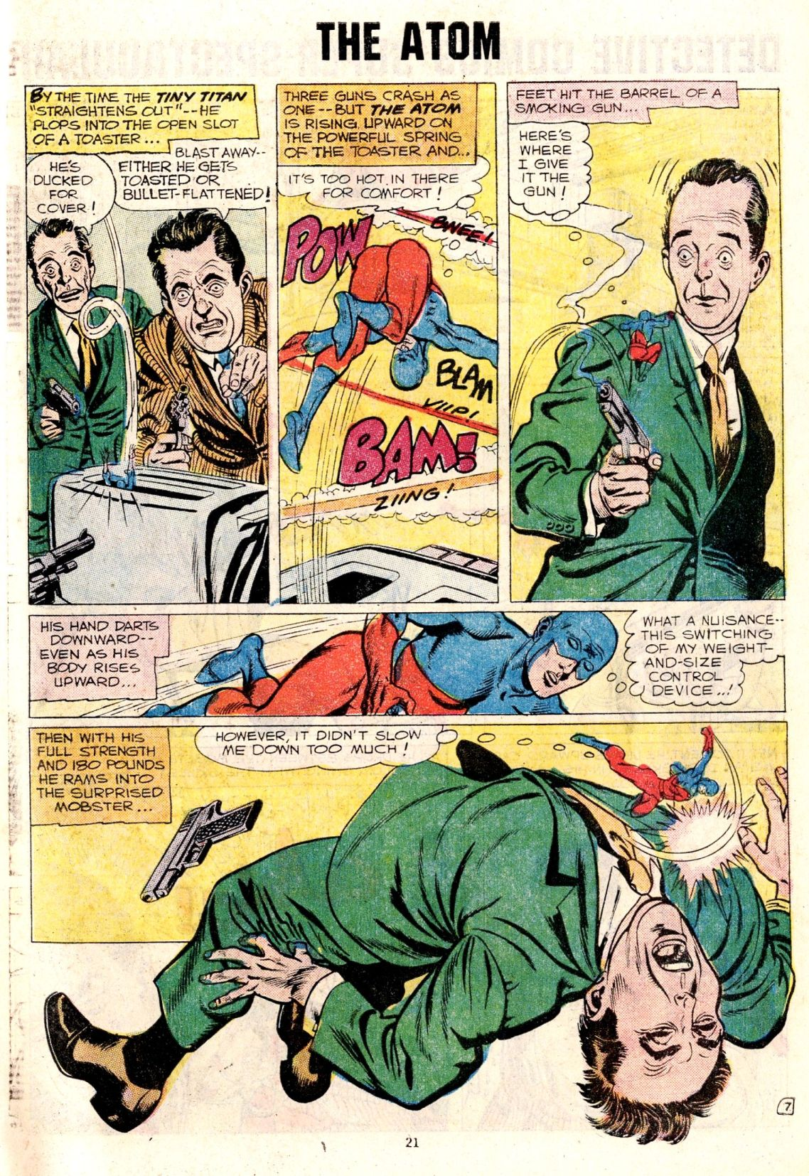 Detective Comics (1937) 438 Page 20