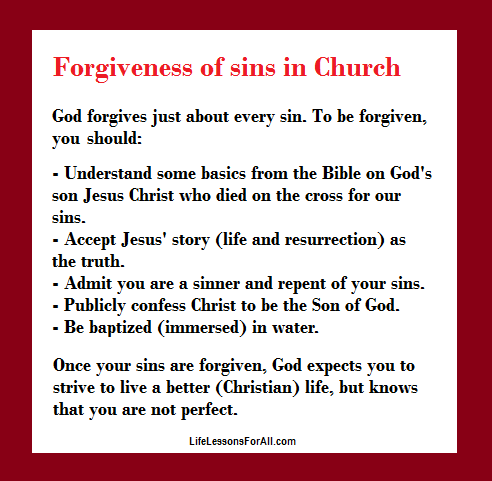 forgivenesses of sins essay To the lord our god belong mercies and forgivenesses the forgiveness of sins theological essay.