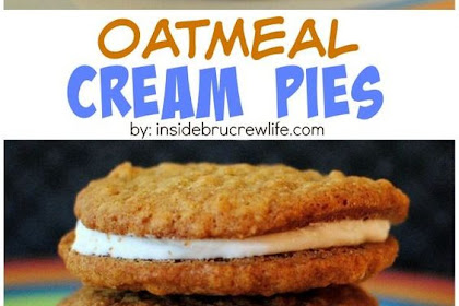 Homemade Oatmeal Cream Pies Recipe