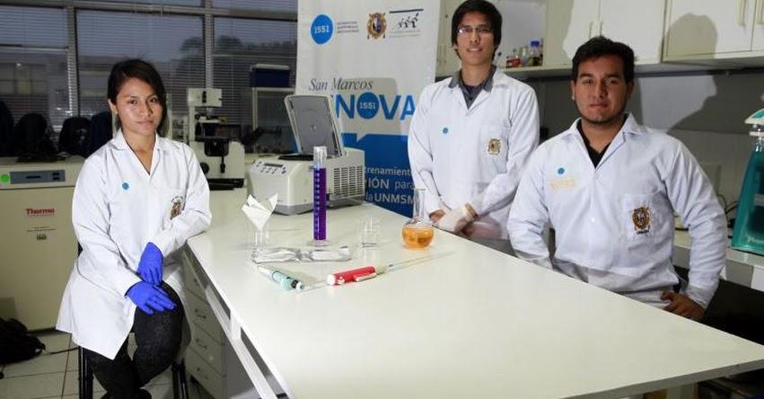 UNMSM: Universidad San Marcos presentará proyectos de investigación Innóvate Perú 2017