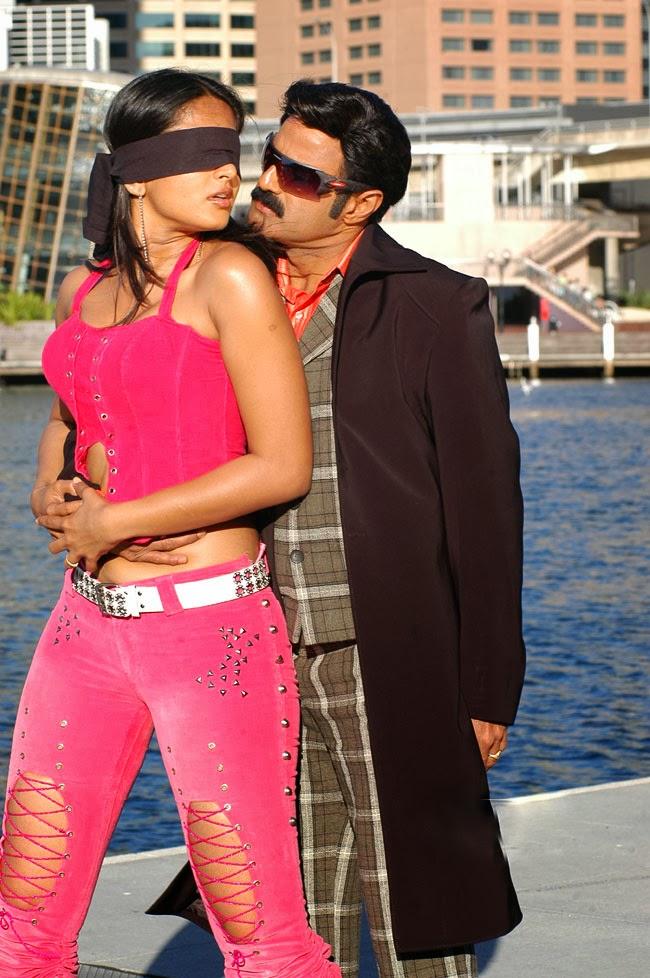 anushka shetty hot movie okka magadu 2008 online