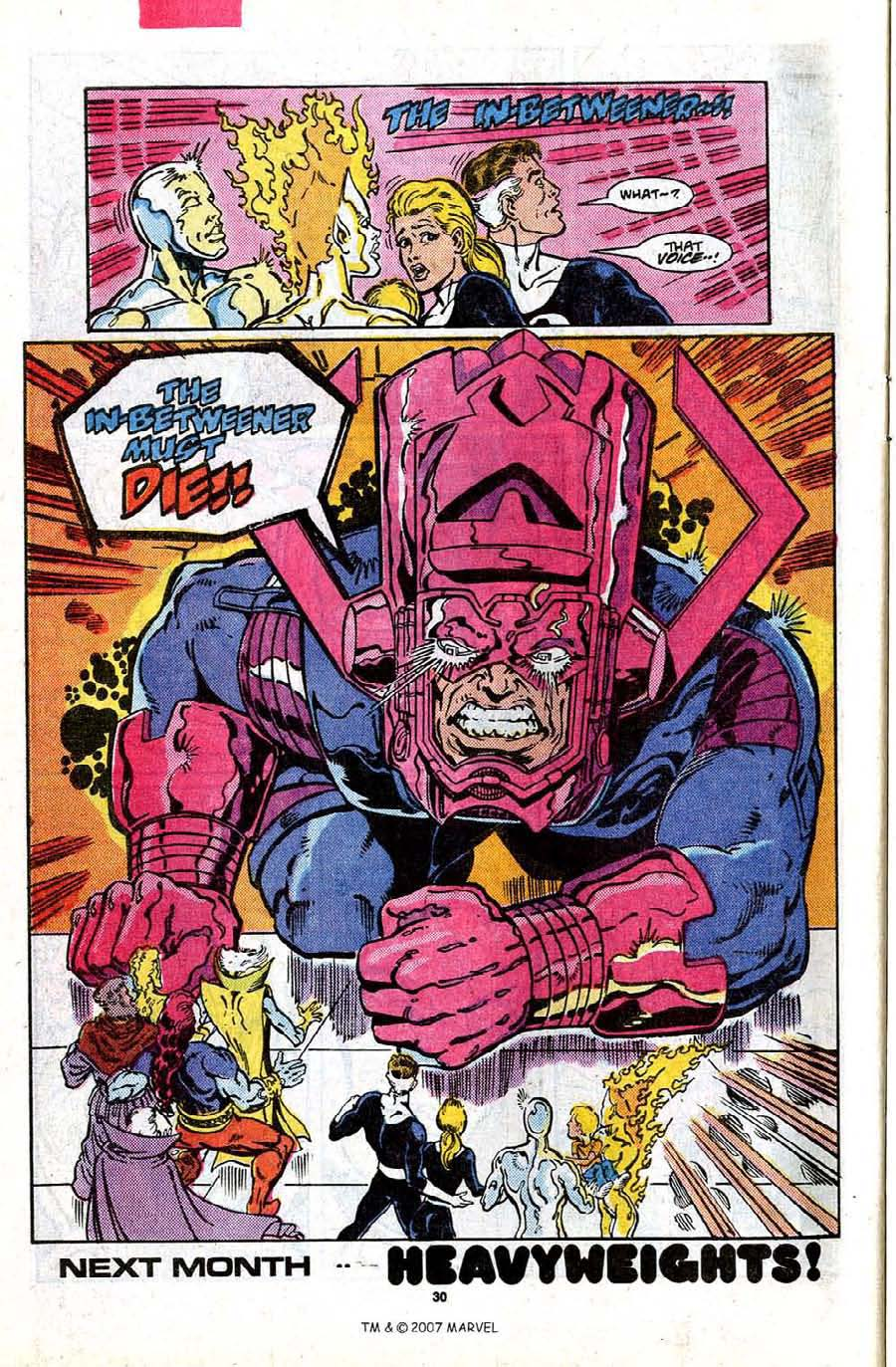 Read online Silver Surfer (1987) comic -  Issue #17 - 32