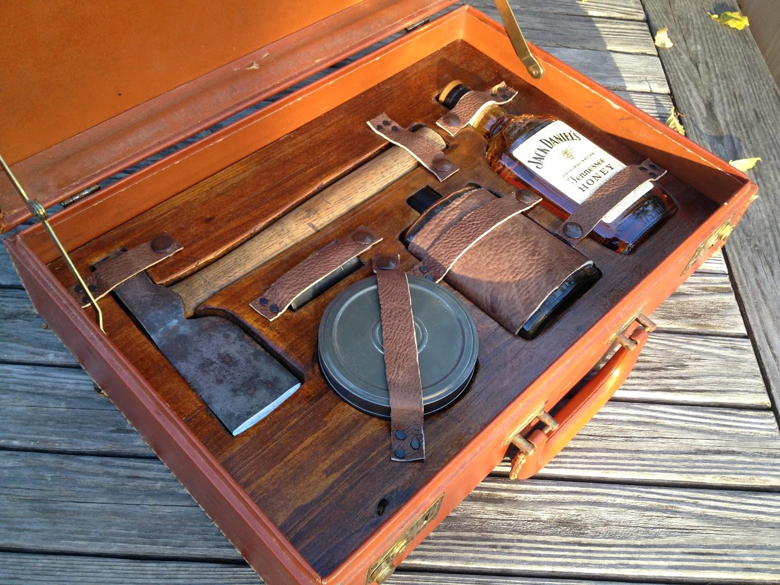 Gentleman's Survival Kit :: via Bless This Stuff