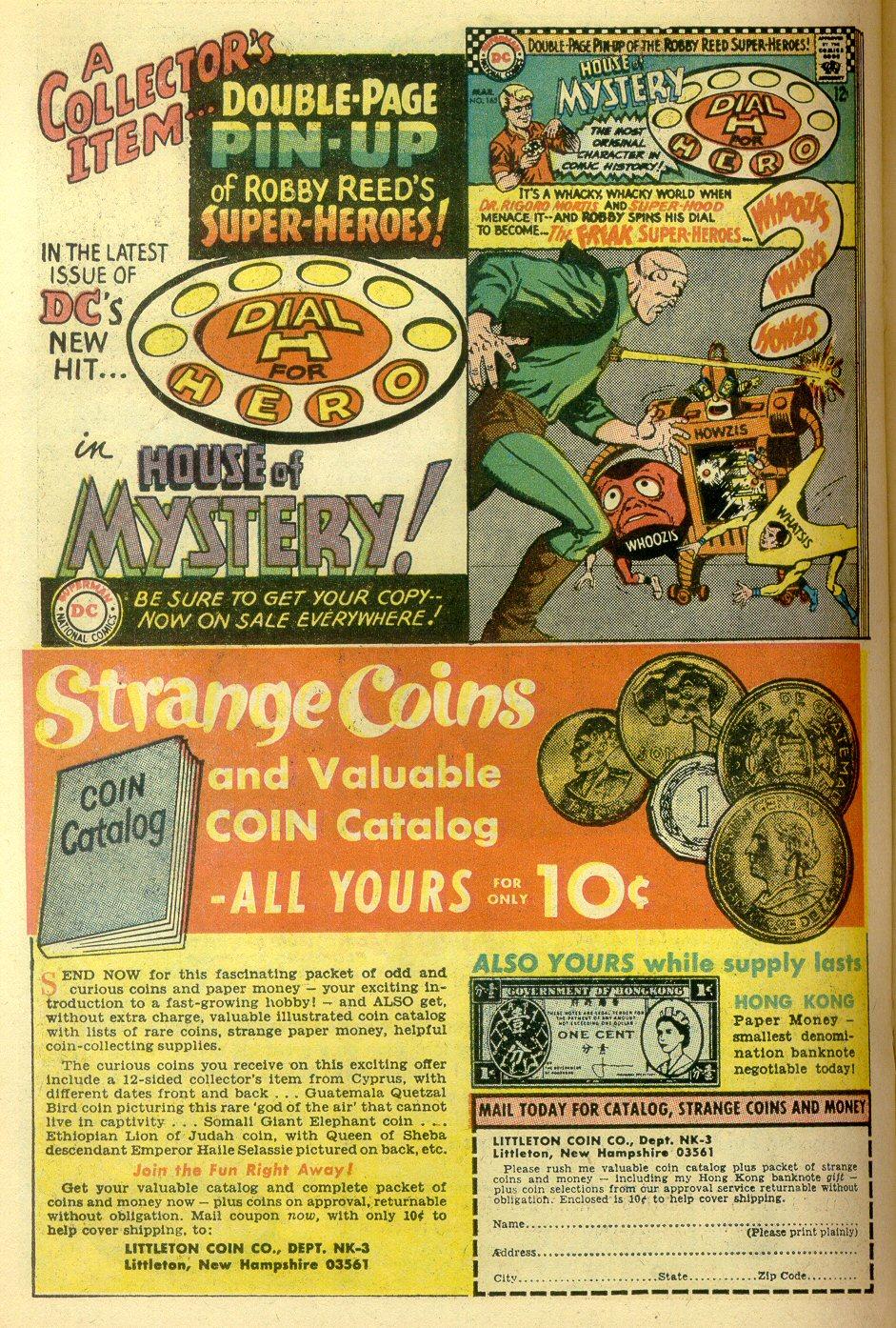 Strange Adventures (1950) issue 198 - Page 22