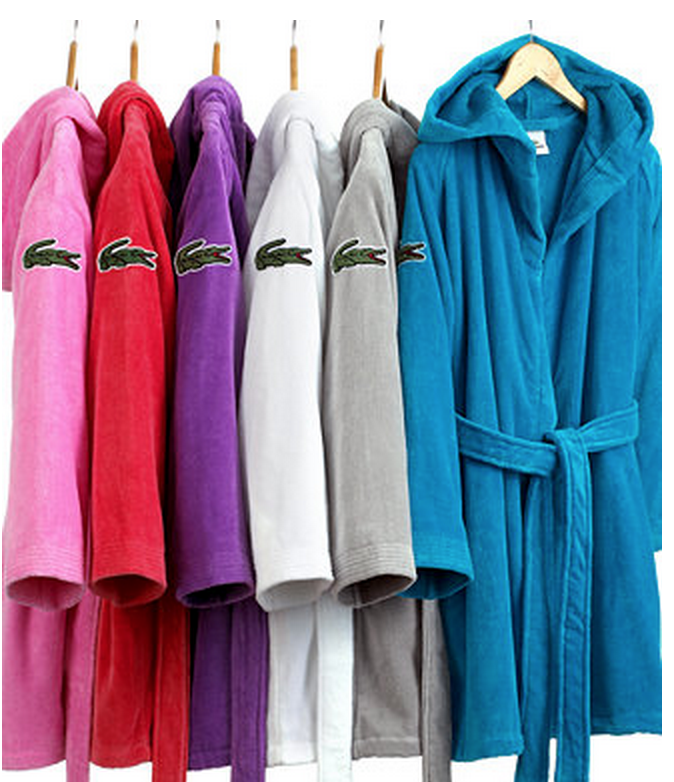 Lacoste Bath Towel Reviews: My Superficial Endeavors: Lacoste Makes Awesome Bath Towels