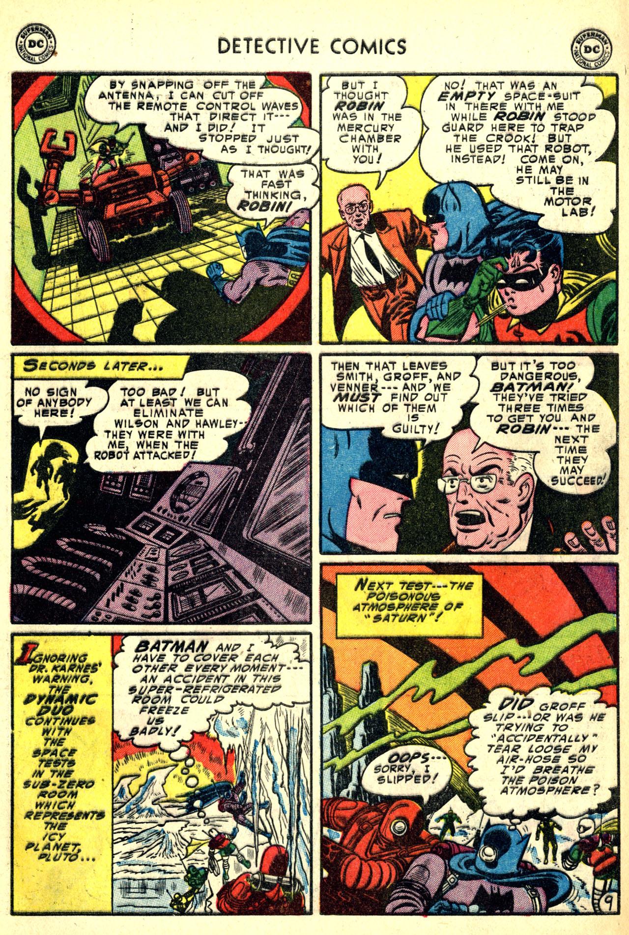 Detective Comics (1937) 208 Page 10