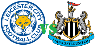 BOCORAN BOLA LEICESTER CITY Vs NEWCASTLE UNITED