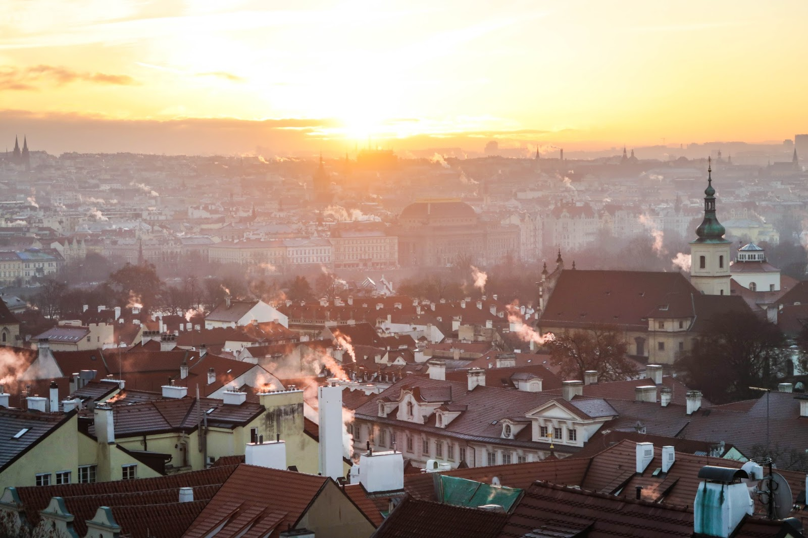 10 reasons to visit Prague in December