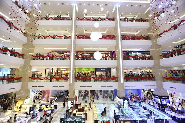 Trung tâm thương mại của dự án Kim Long Season