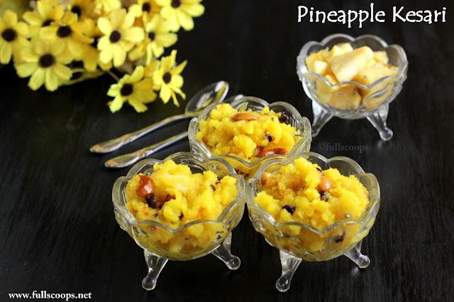 Pineapple Kesari