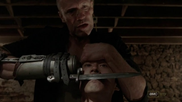 Merle questioning Glenn