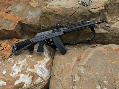 Custom-Tactical-Bulgarian-AK-Modernized