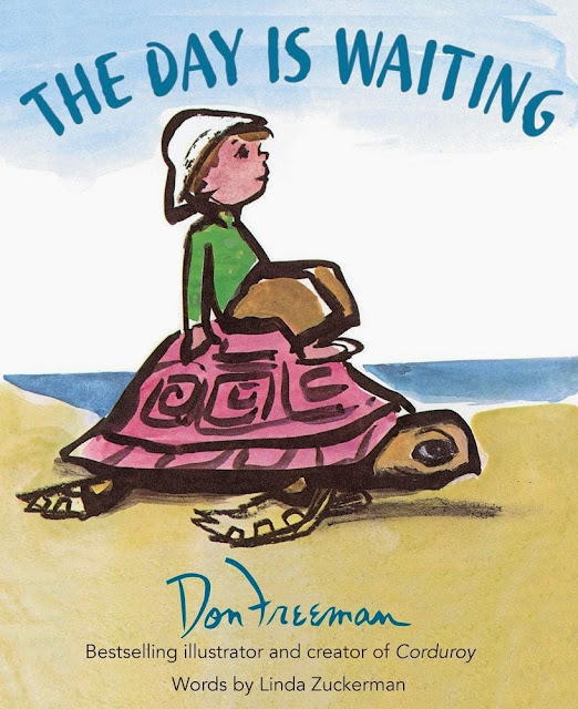 The Day Is Waiting by Don Freeman & Linda Zuckerman