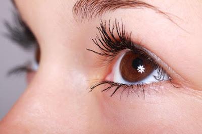 Beautiful geogeous eyelashes