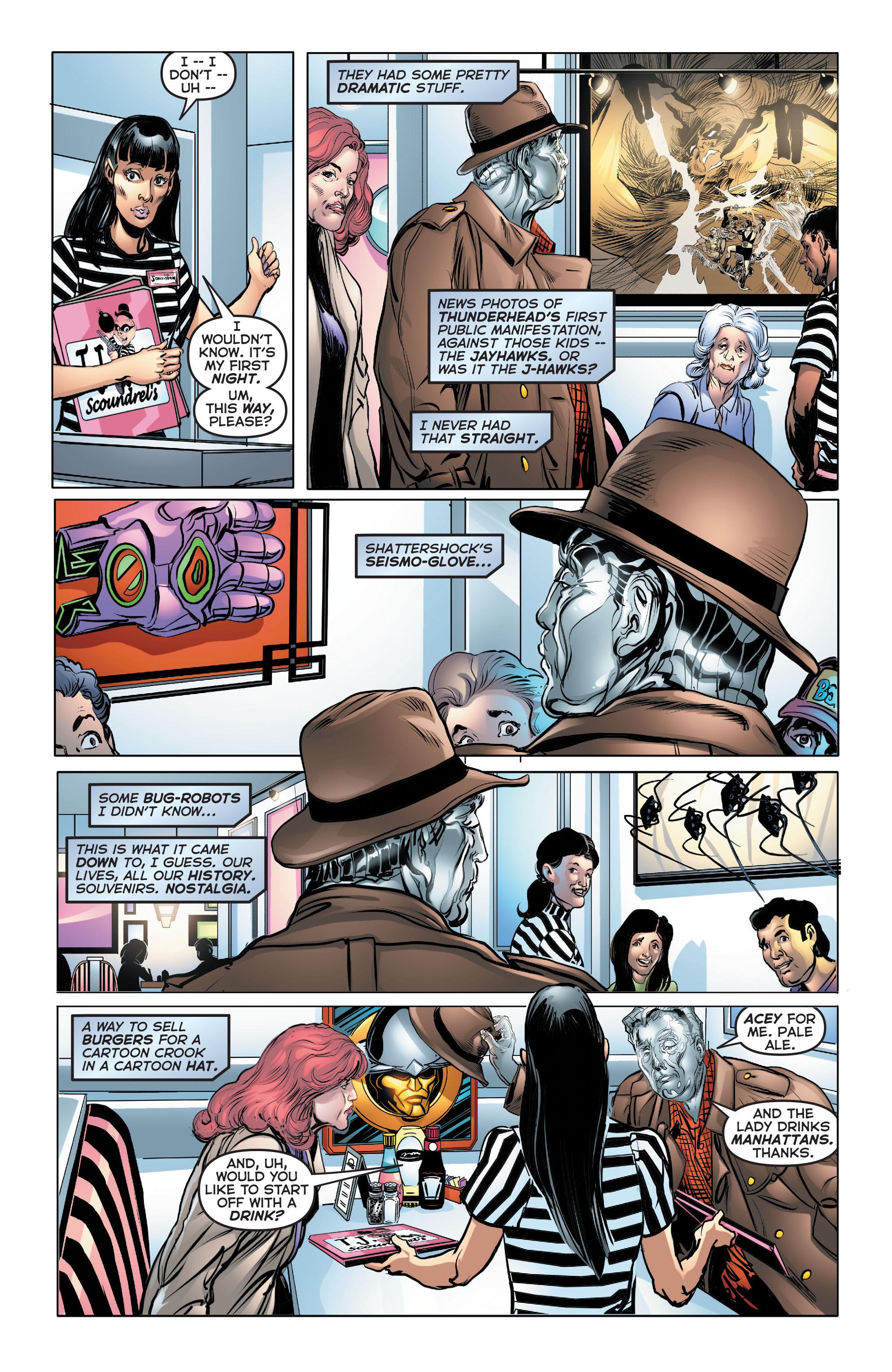 Read online Astro City comic -  Issue #33 - 22