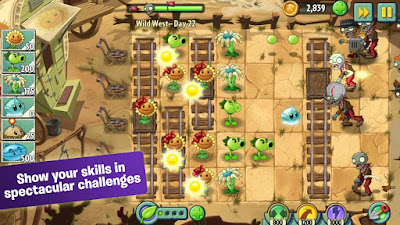 Plants vs. Zombies 2 1.7.261732 MOD APK+DATA (Unlimited Gold Coins and Purchased Plans)
