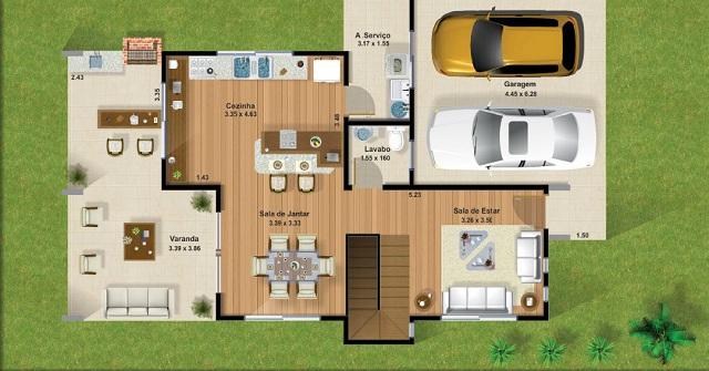 Plano de casa de 220 m2 planos de casas gratis y Planos de casas de 200m2