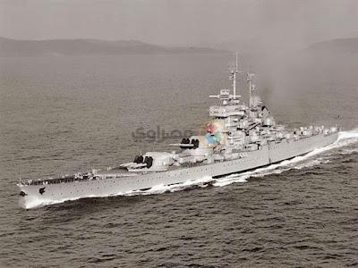 معركة البرالس, العدوان الثلاثي, البحرية المصرية, كفر الشيخ, جان بارت, البحر المتوسط,