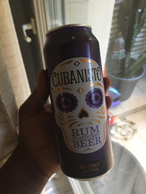 Cubanisto - Rum flavoured beer