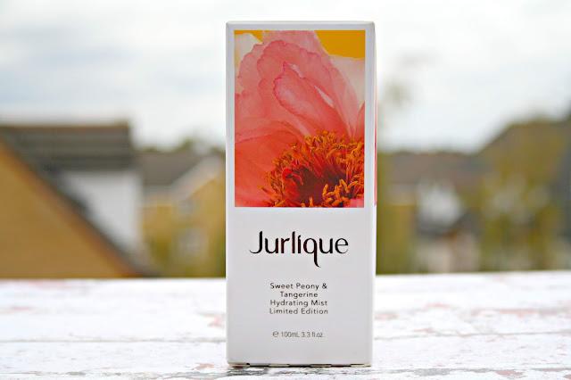 Jurlique Sweet Peony and Tangerine Mist