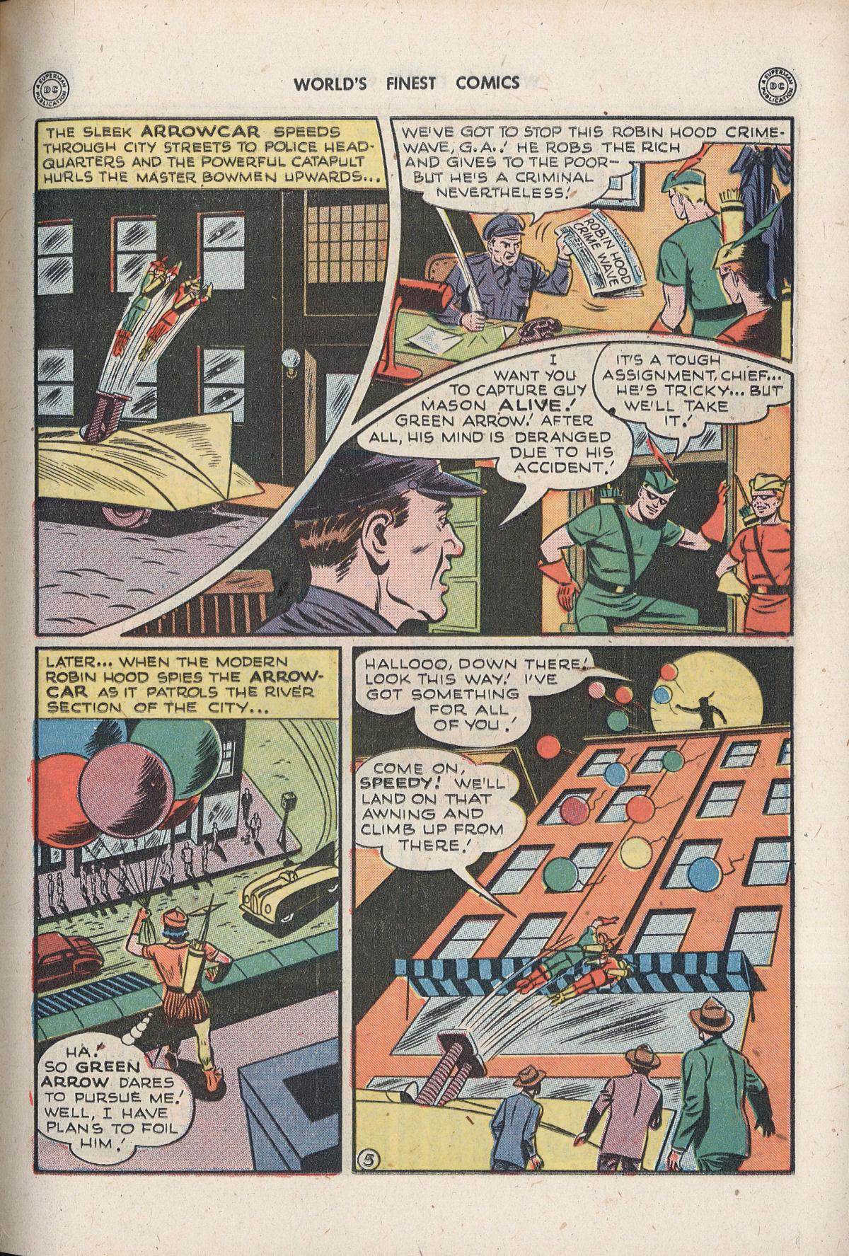 Read online World's Finest Comics comic -  Issue #33 - 21