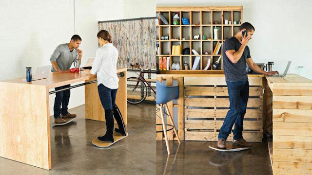 are standing desks good for you