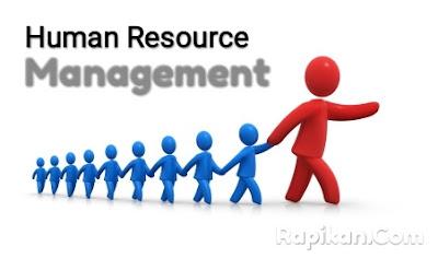 Jenis-Jenis Manajemen SDA