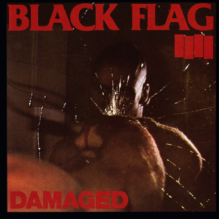 Black Flag Spray Paint Live Ep