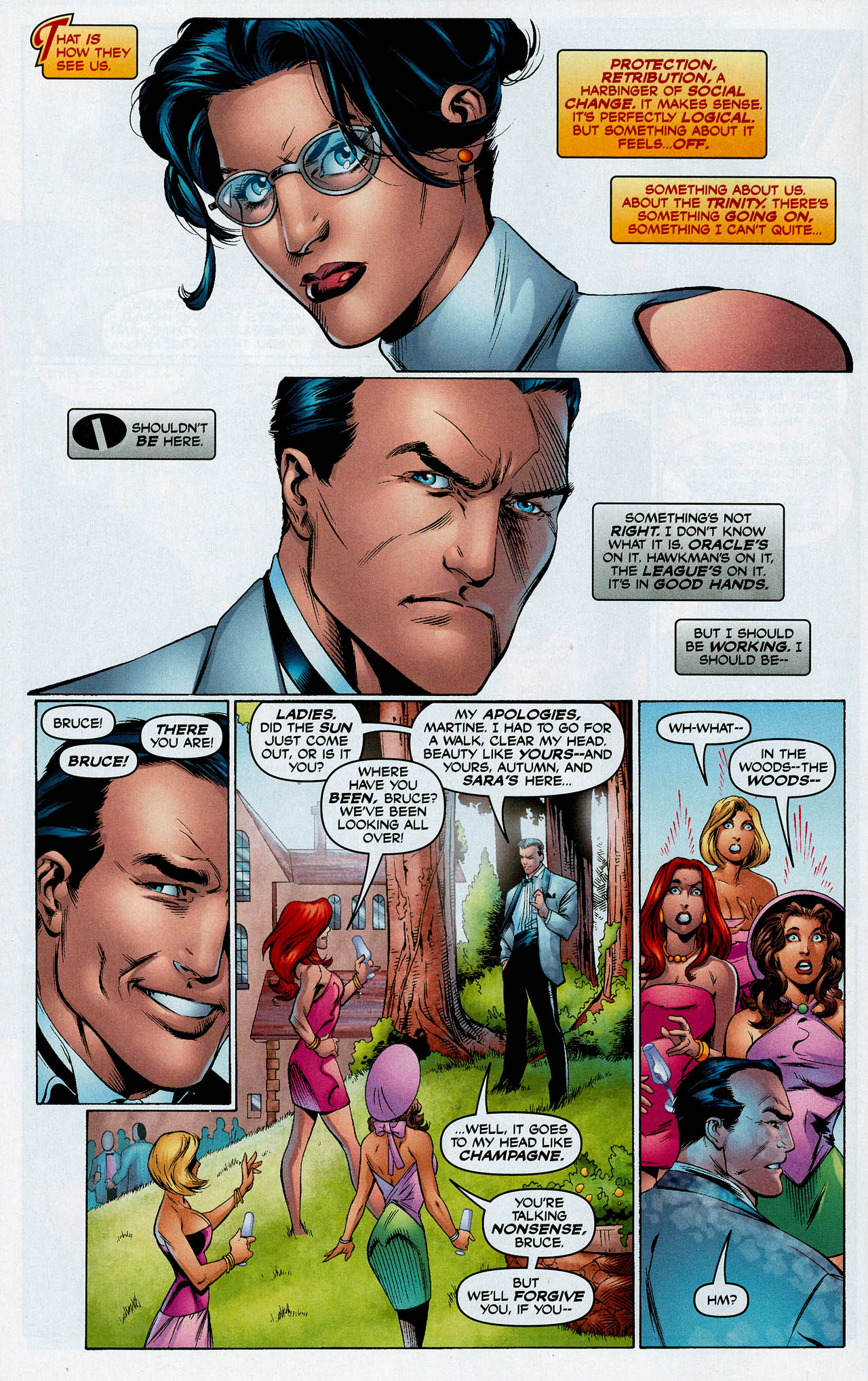 Read online Trinity (2008) comic -  Issue #8 - 15
