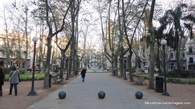 Plaza Constitución - Montevidéu, Uruguai