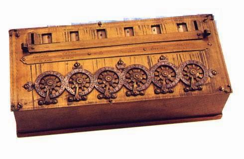 pascal machine