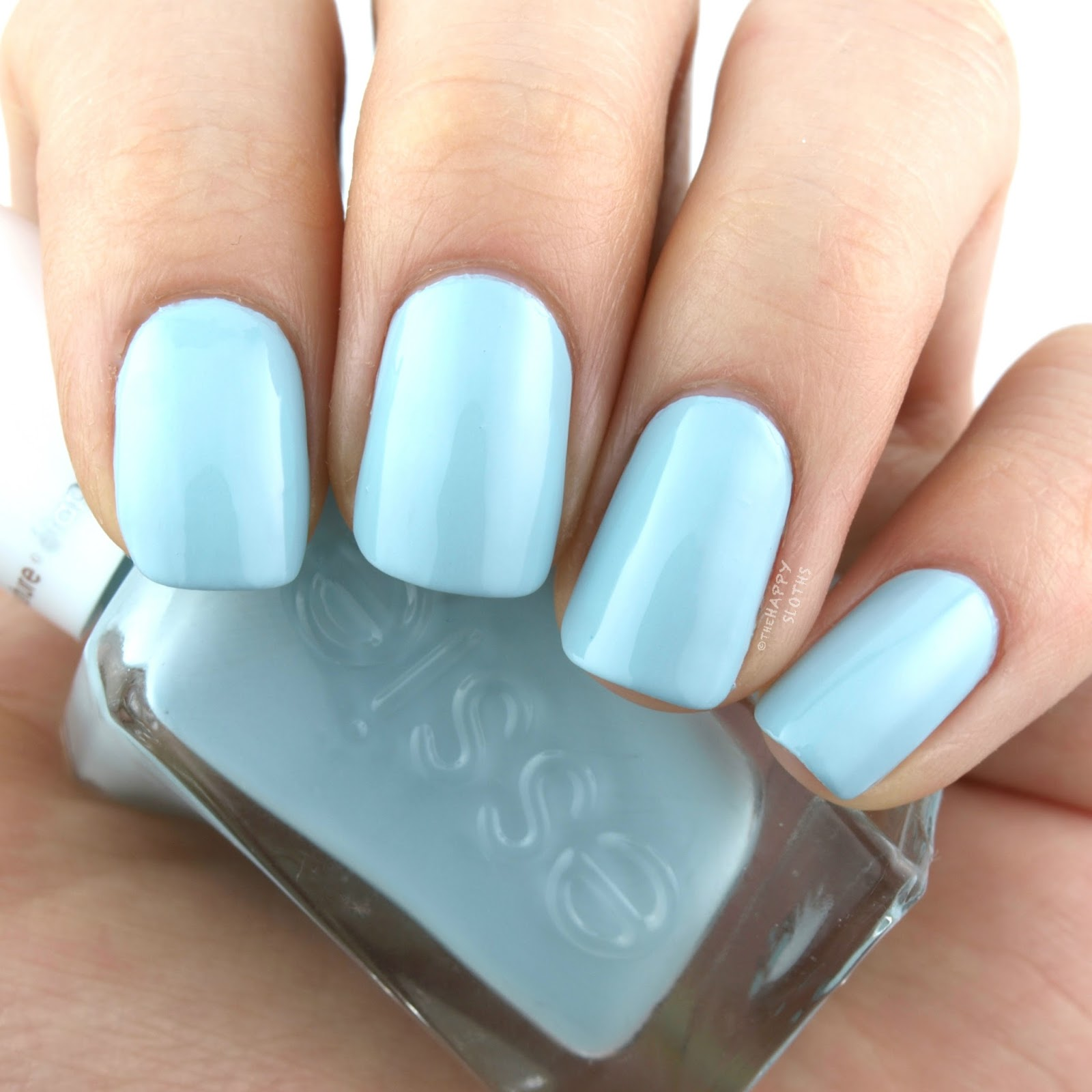 Essie Gel Couture Reem Acra Wedding Collection Review