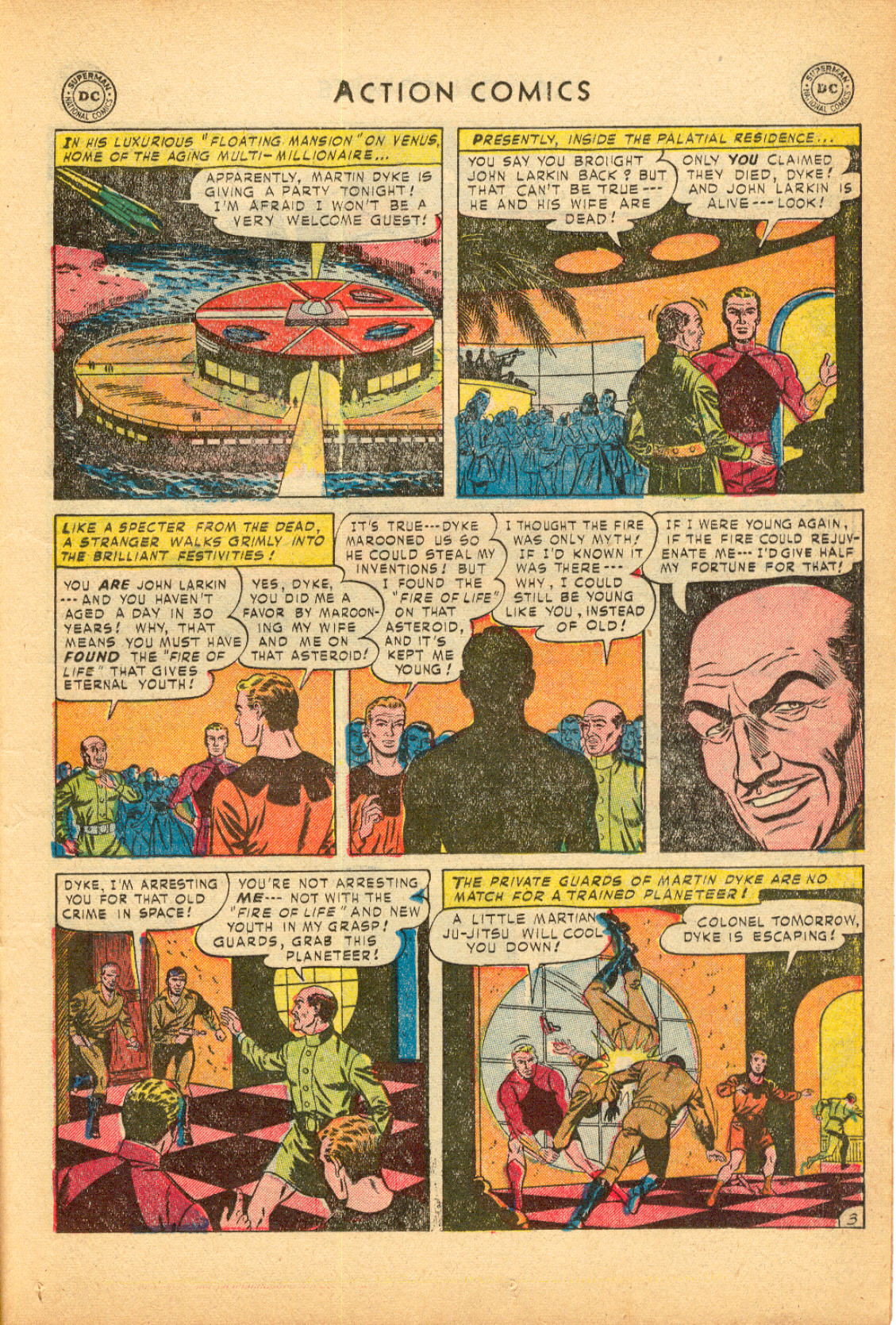 Read online Action Comics (1938) comic -  Issue #174 - 27