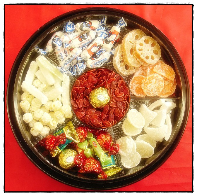 Newly Weds Foods Thailand: Ieja Saat: CHINESE NEW YEAR