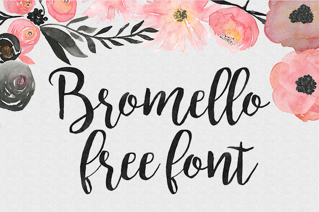 Dlolleys help bromello free font