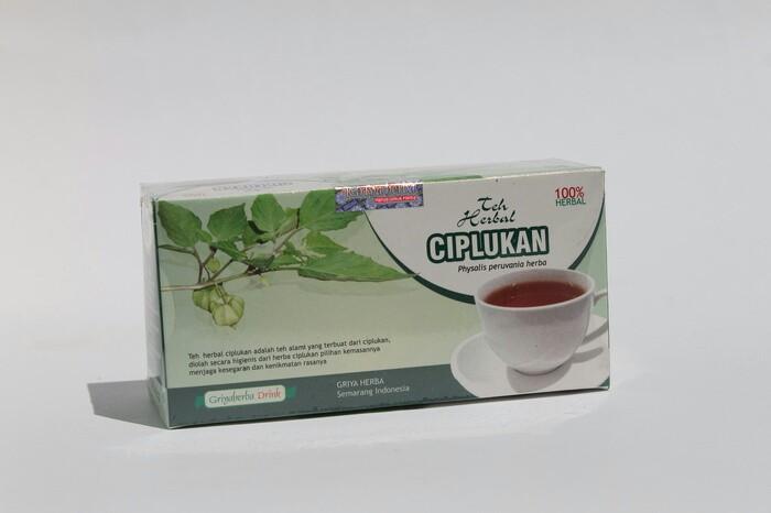 jual teh ciplukan celup griya herba di surabaya alami