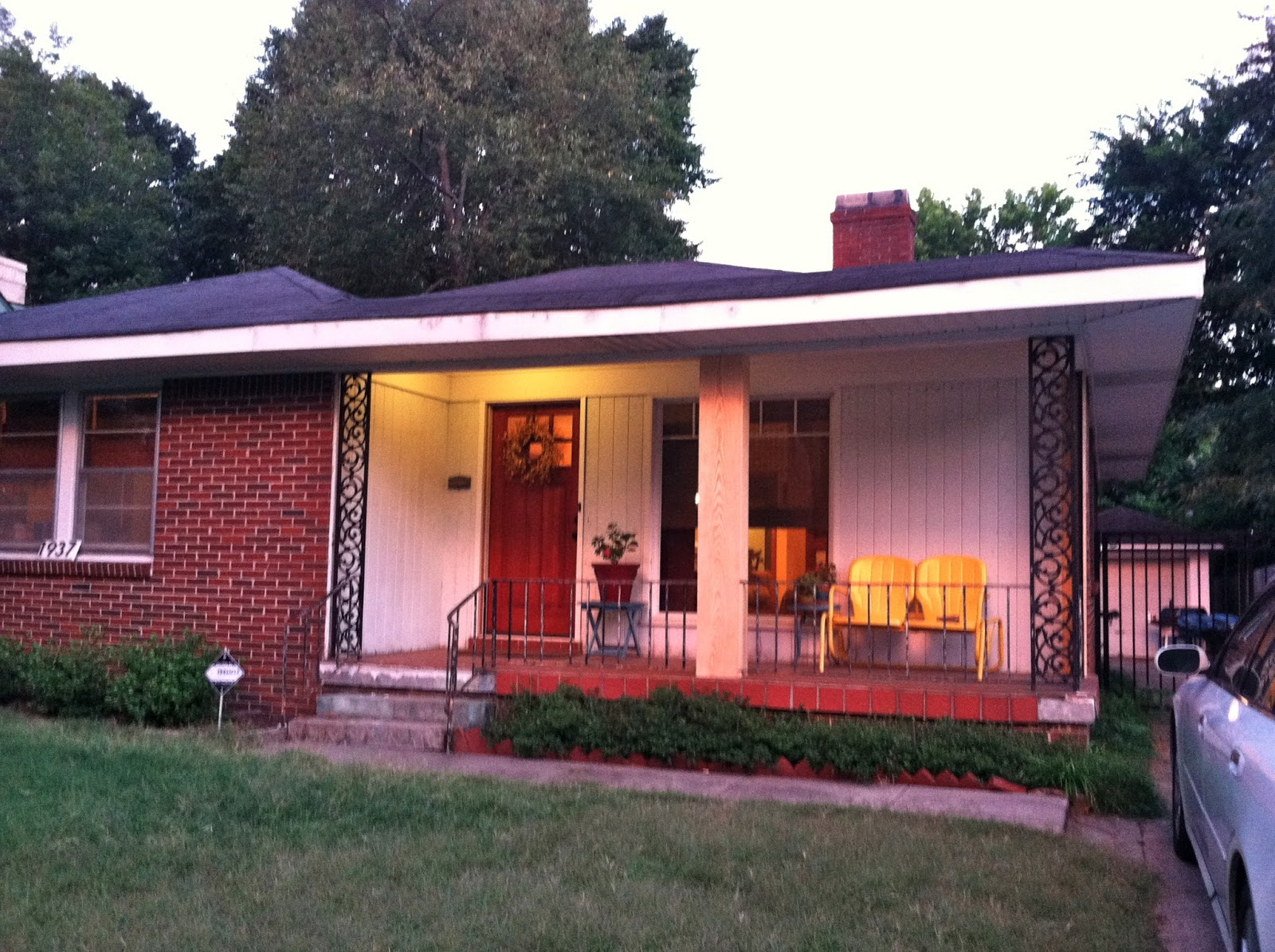 Well-known Makin' it in Memphis: {House}: Exterior Renovation - Done! MR75