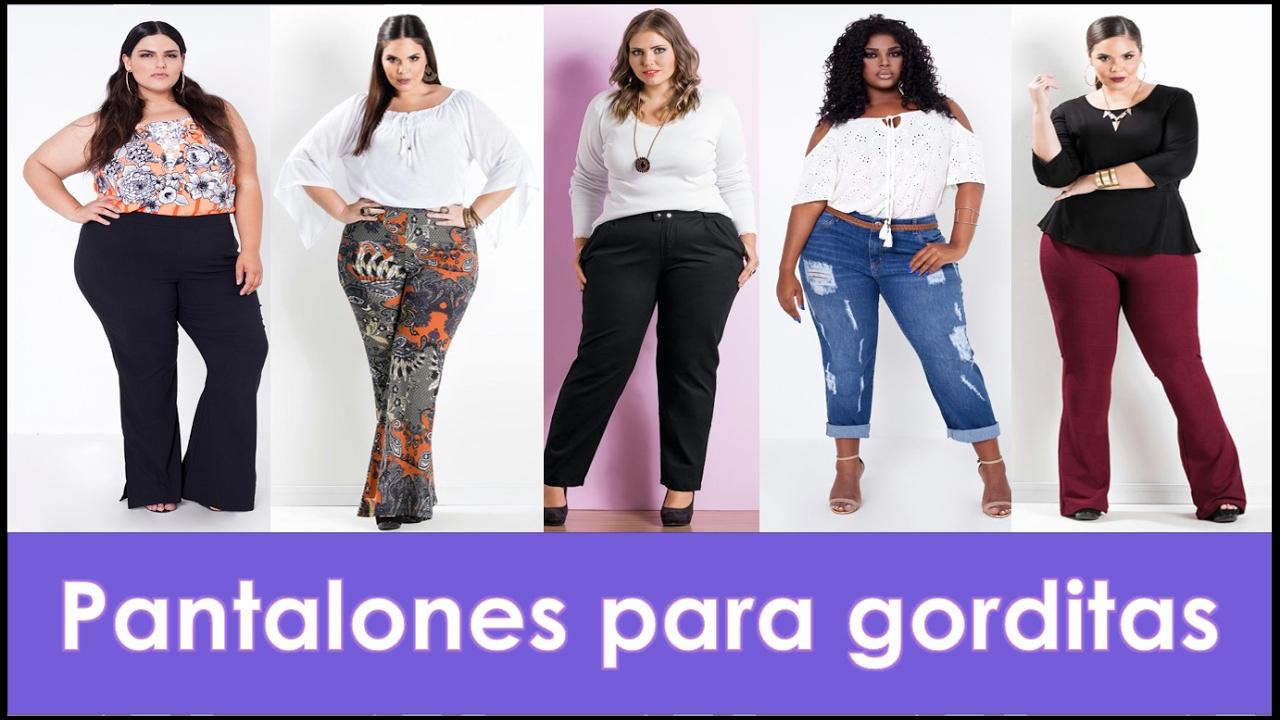 Como Elegir Pantalones Si Soy Gordita Solo Para Gorditas